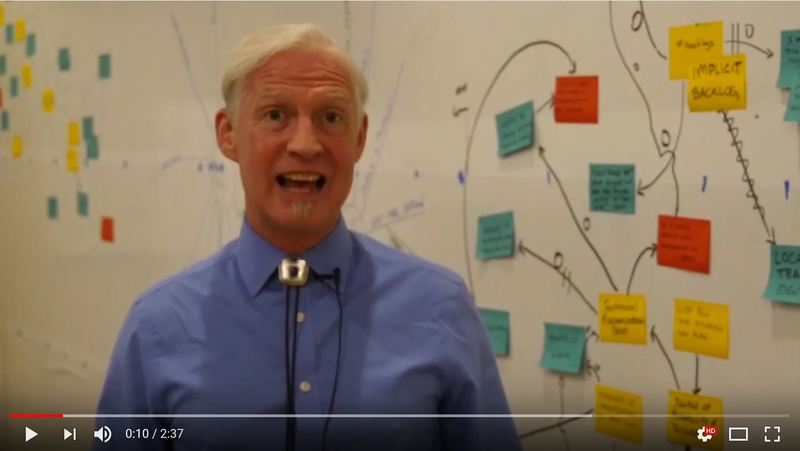 Scaling Scrum, Scaled Agile - Large Scale Scrum (LeSS)