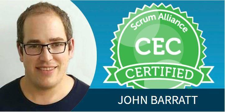 John Barratt CEC